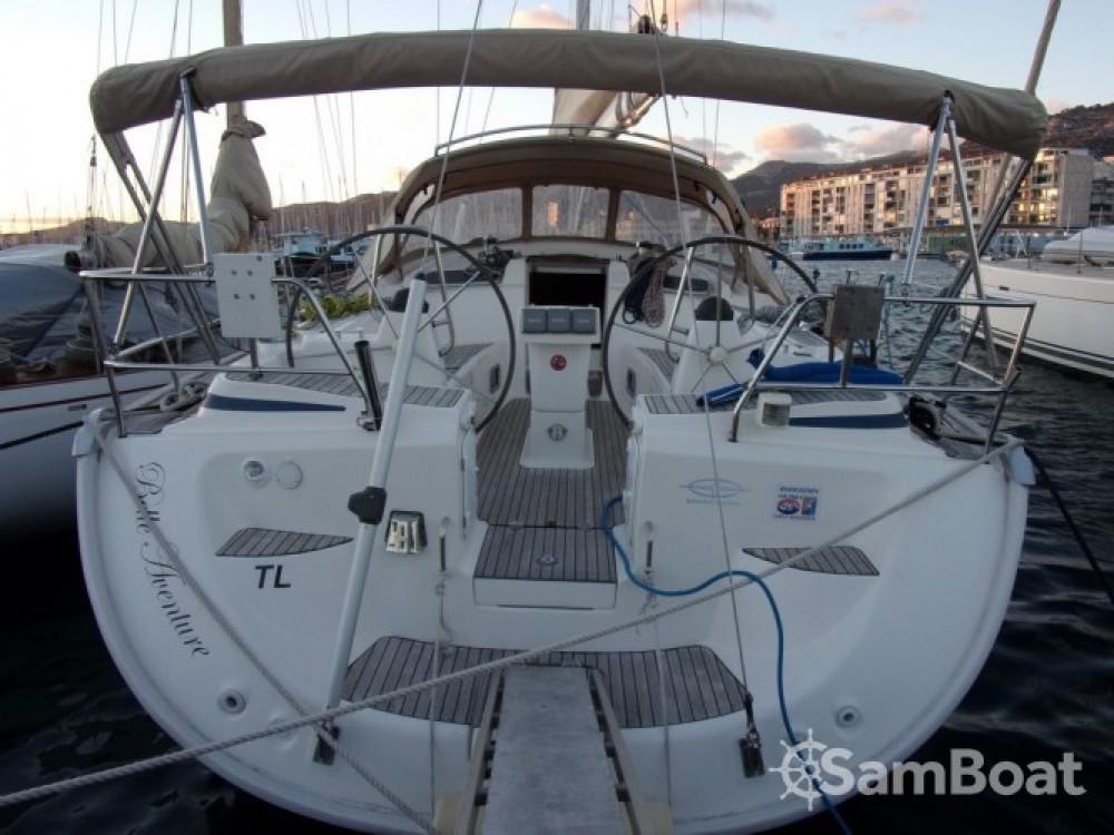 Location bateau Toulon pas cher Cruiser 50