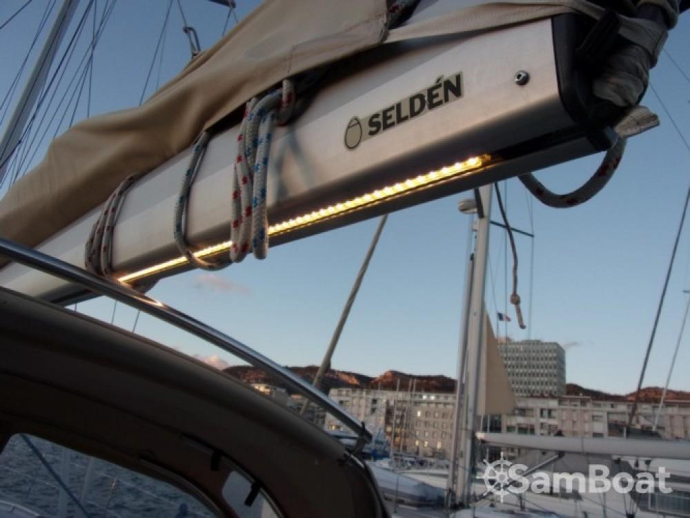 Bavaria Cruiser 50 entre particuliers et professionnel à Toulon