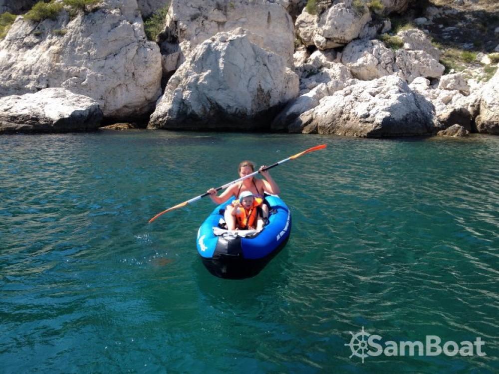Motorboot mieten in Marseille - Coverline 580 Cabin