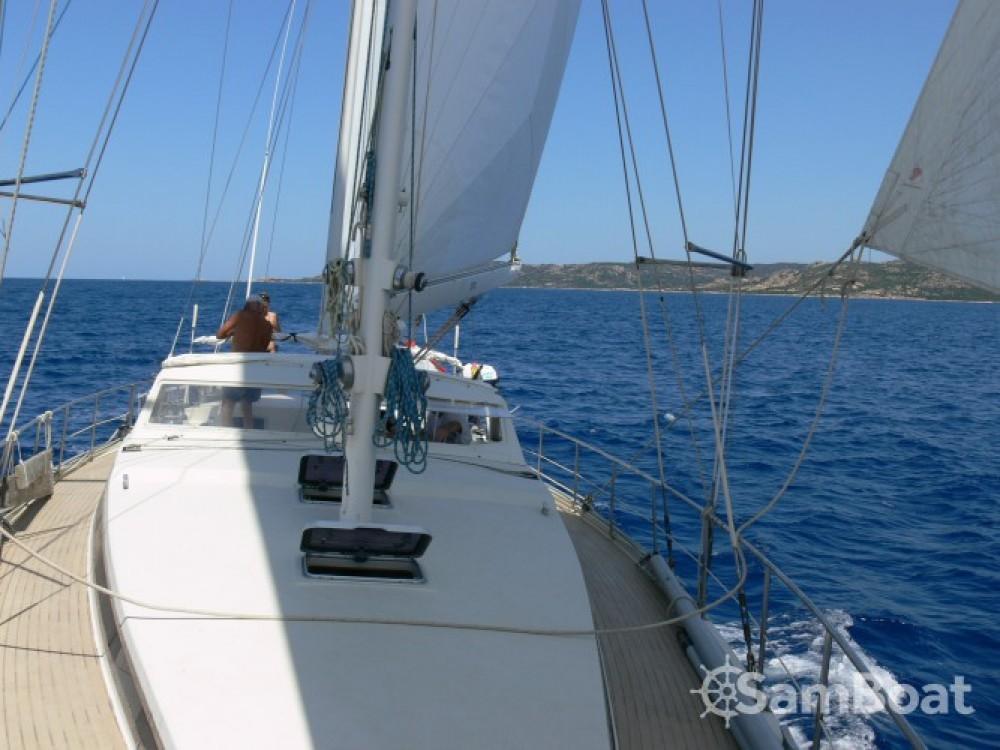 Location bateau Amel Super Maramu à Bastia sur Samboat