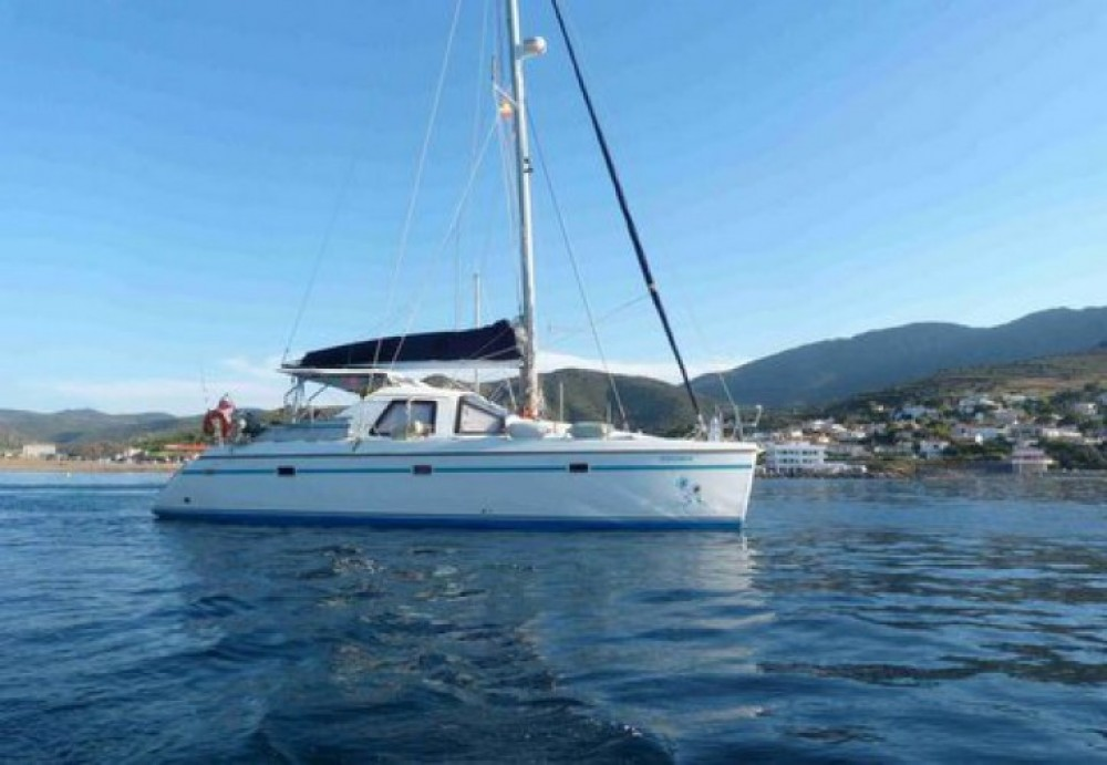 Alquiler de Alliaura Marine Privilege 37 en Agde