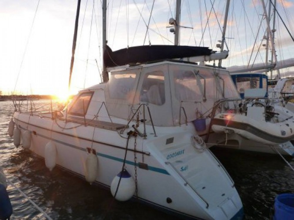Location Catamaran à Agde - Alliaura Marine Privilege 37