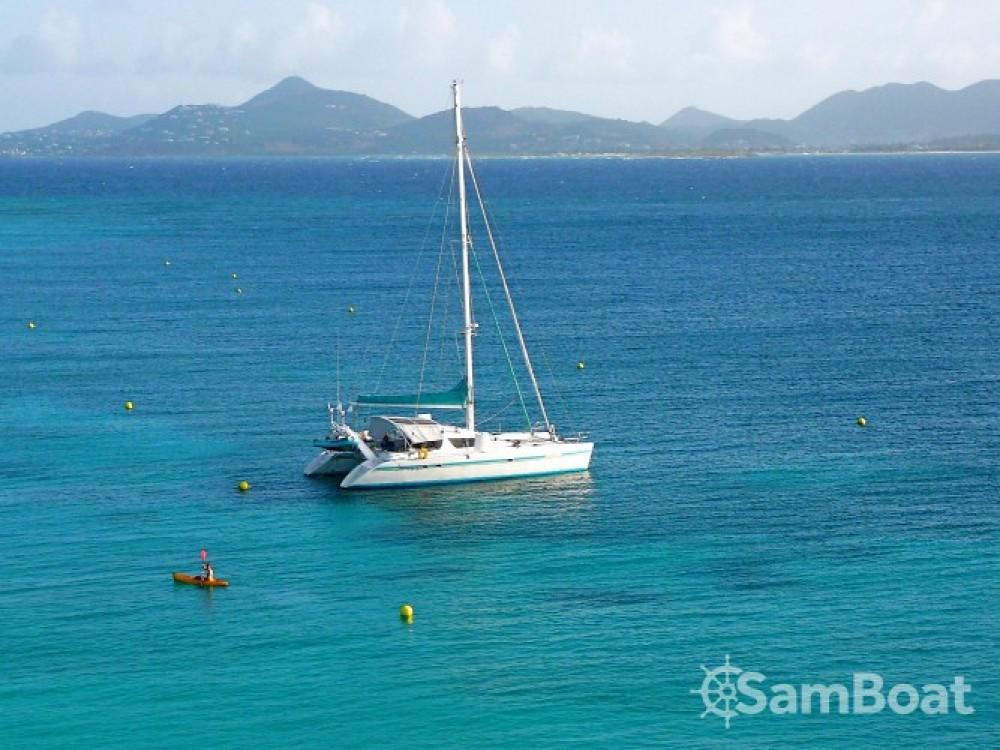 Rent a Switch-Catamarans Switch 51 Les Trois-Îlets