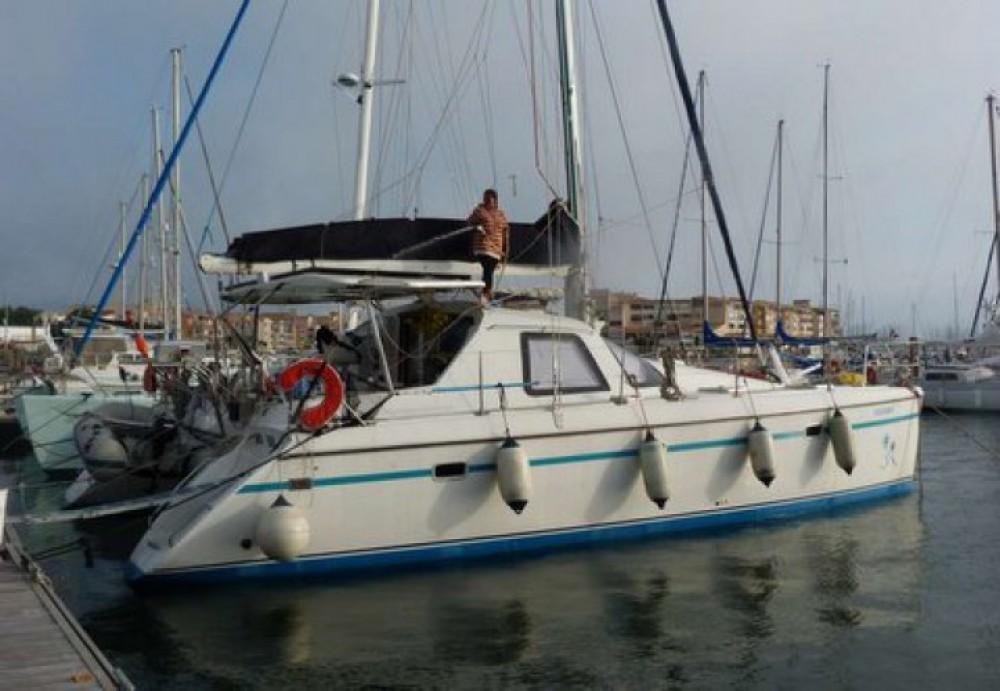 Alquiler de barcos Agde barato de Privilege 37