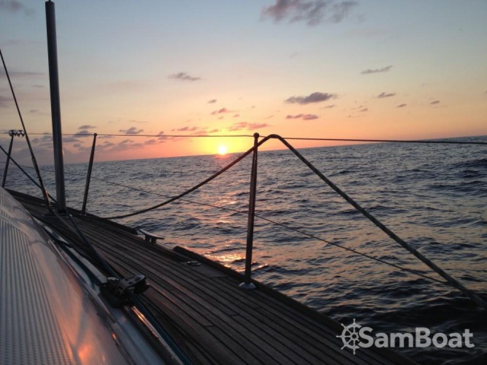 Location bateau Bénéteau Oceanis 373 à Fontarrabie sur Samboat