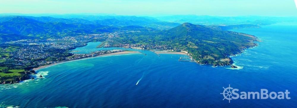 Location Voilier à Fontarrabie - Bénéteau Oceanis 373