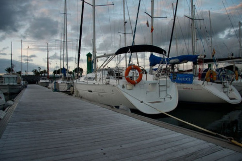 Louer Voilier avec ou sans skipper Bénéteau à Fontarrabie
