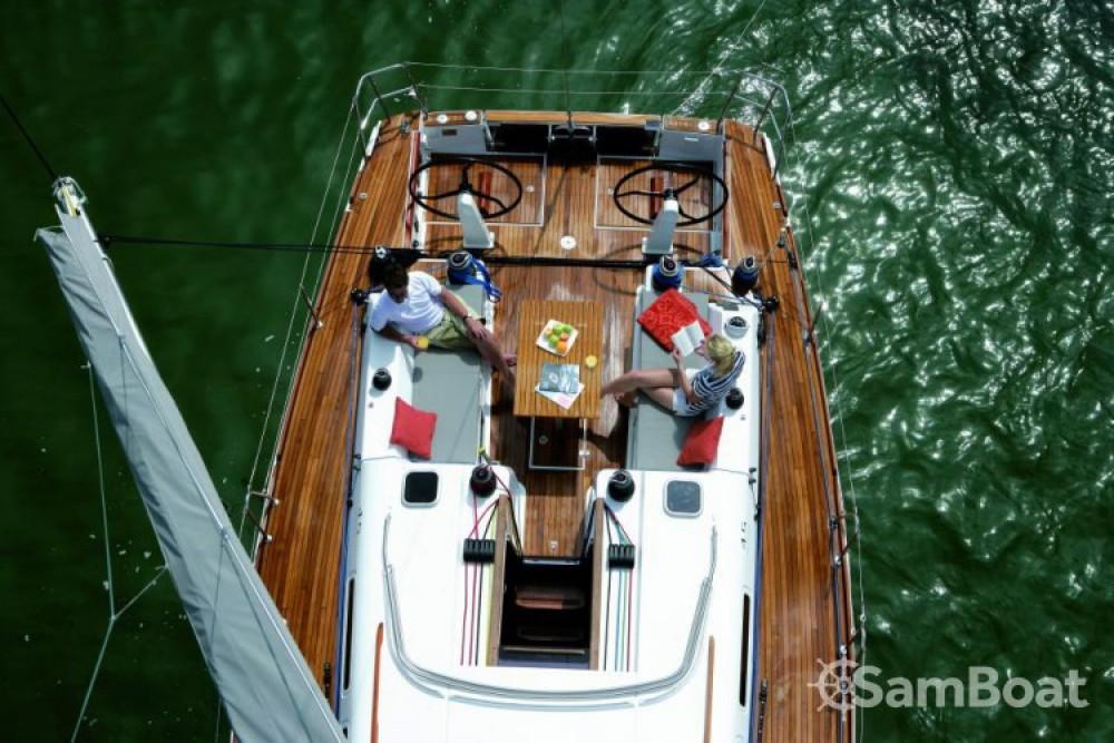 Bootverhuur Dufour Dufour 45 E Performance in Agde via SamBoat