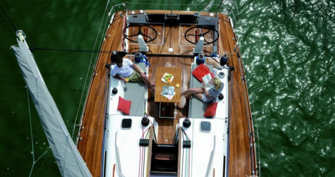 Location yacht à Agde - Dufour Dufour 45 E Performance sur SamBoat