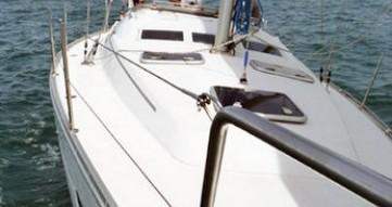 Location bateau Hondarribia pas cher Oceanis 373
