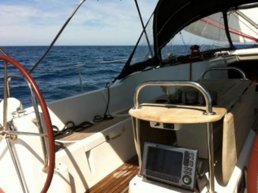 Alquiler Velero en Saint-Mandrier-sur-Mer - Jeanneau Sun Odyssey 44i Performance