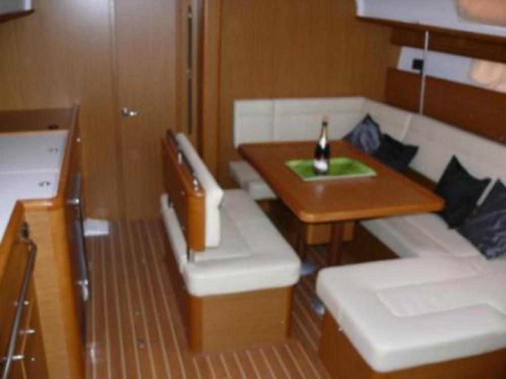 Verhuur Zeilboot in Saint-Mandrier-sur-Mer - Jeanneau Sun Odyssey 44i Performance