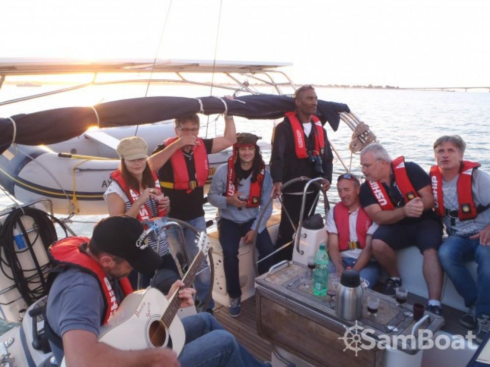 Location bateau La Rochelle pas cher 50 CRUISER
