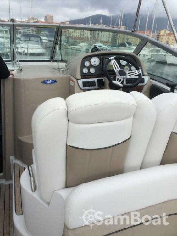 Huur Motorboot met of zonder schipper Four Winns in Propriano