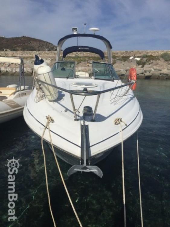Verhuur Motorboot in Propriano - Four Winns Vista 278
