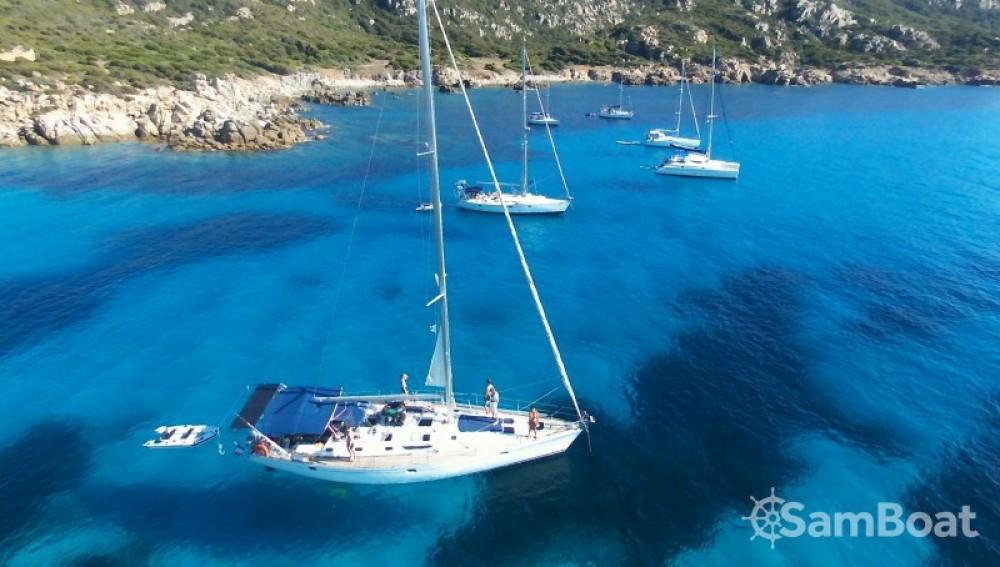 Segelboot mieten in Ajaccio - Jeanneau Sun Odyssey 52.2