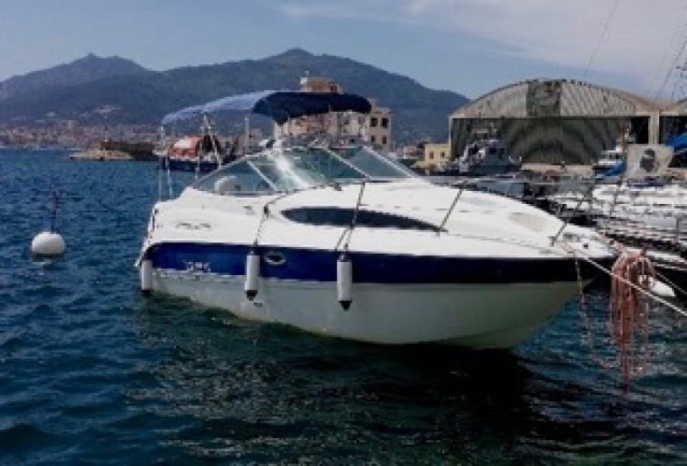 Rental yacht Menton - Bayliner Bayliner 245 SB on SamBoat