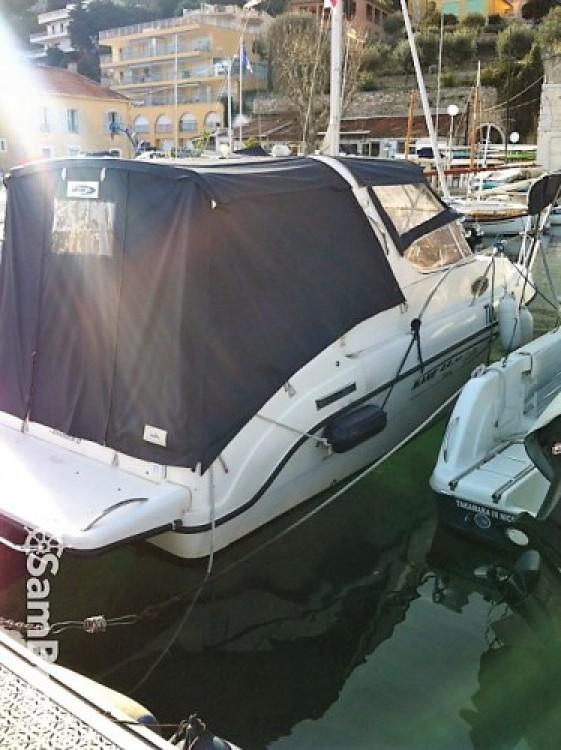Alquiler Lancha Mano Marine con título de navegación