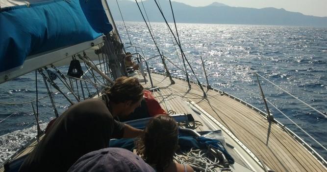 Rental Sailboat in Ajaccio - Jeanneau Sun Fizz