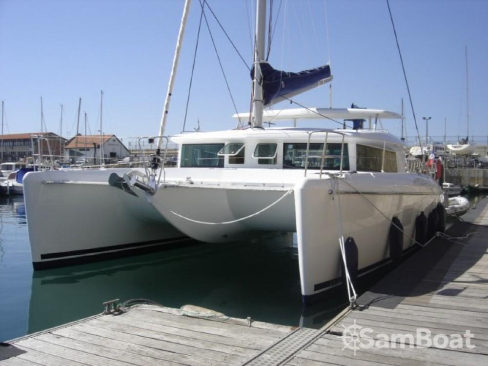 Yacht-Charter in Antibes - Lagoon Lagoon 420 auf SamBoat