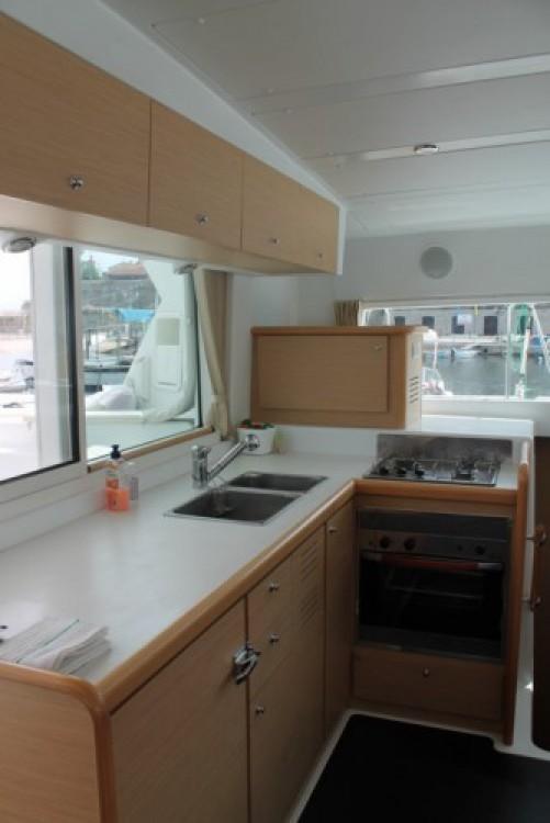 Location Catamaran à Antibes - Lagoon Lagoon 420