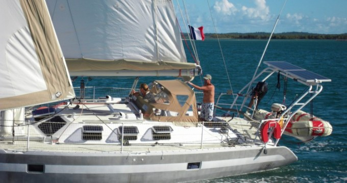 Hire Sailboat with or without skipper Garcia La Trinité-sur-Mer