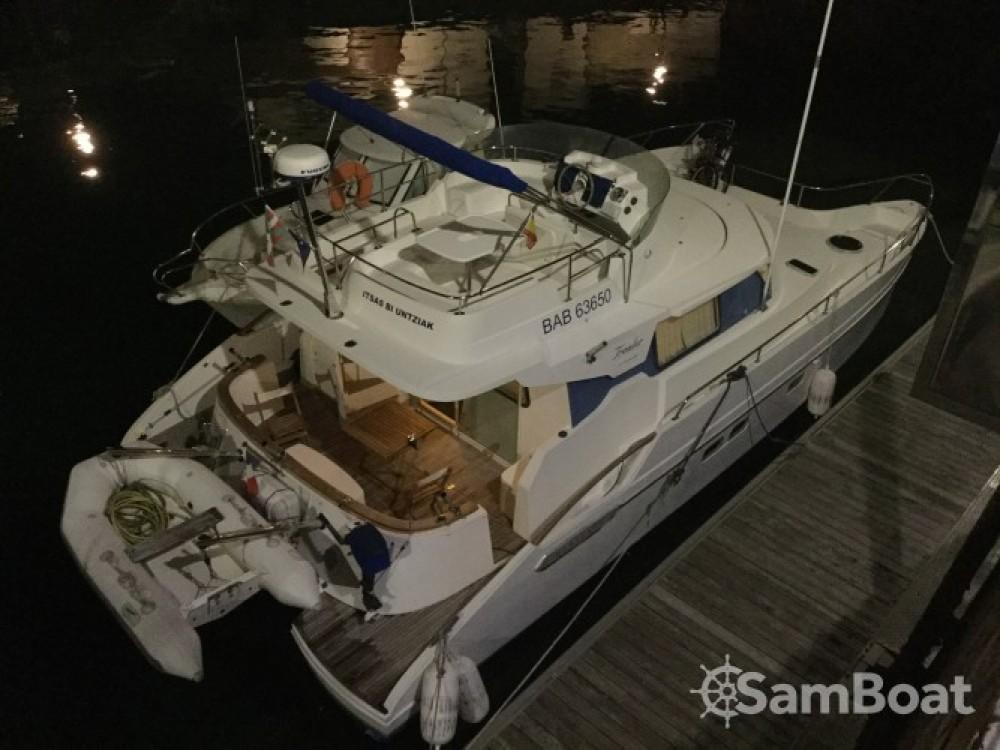 Motorboot mieten in Hendaye - Fountaine Pajot Maryland 37