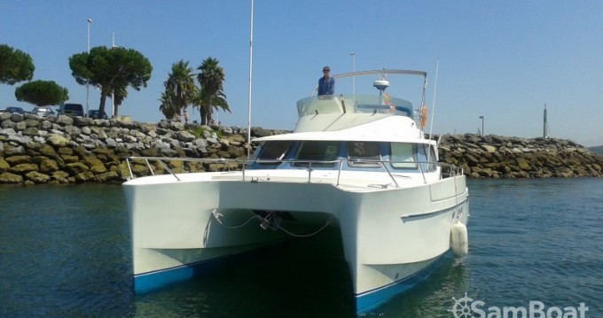 Location yacht à Hendaye - Fountaine Pajot Maryland 37 sur SamBoat