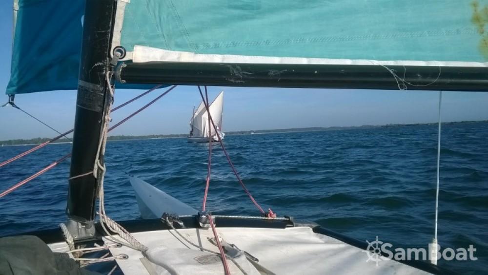 Location Catamaran Hobie avec permis