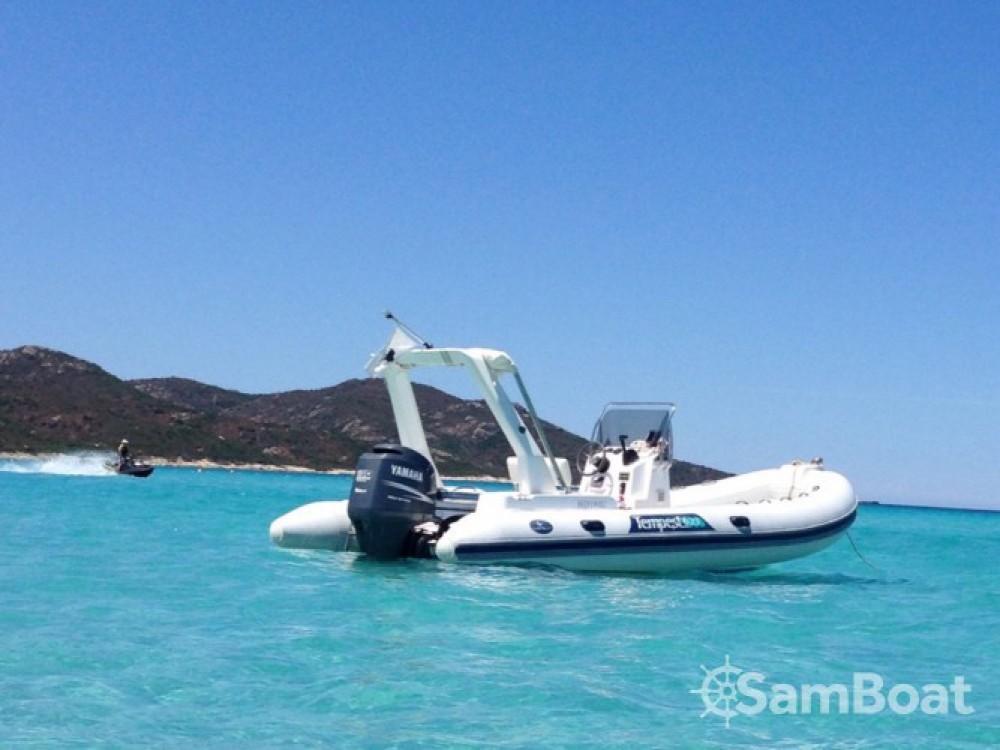 Jachthuur in L'Île-Rousse - Capelli Tempest 625 via SamBoat