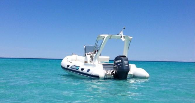 Location bateau L'Île-Rousse pas cher Tempest 625