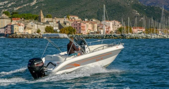 Louez un Salmeri Syros 190 à Saint-Florent
