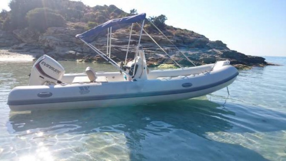 Verhuur Rubberboot in Saint-Florent - Tiger Sportline 520