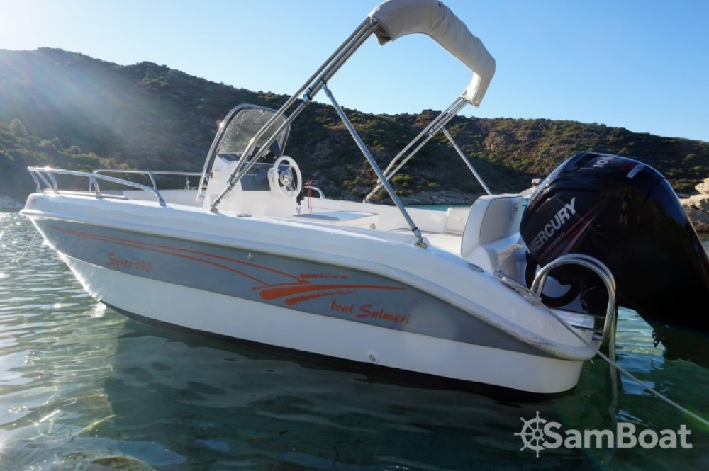 Location bateau Saint-Florent pas cher Syros 190