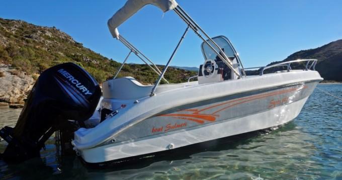 Location yacht à Saint-Florent - Salmeri Syros 190 sur SamBoat