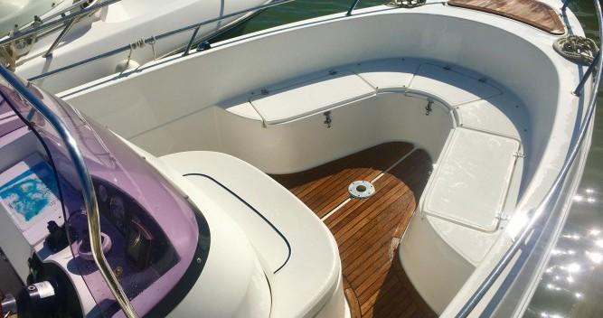 Rental yacht Andernos-les-Bains - Everset Open 605 on SamBoat