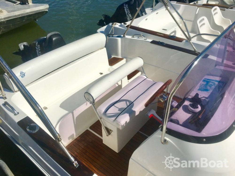 Rental yacht Andernos-les-Bains - Everset Open 605 on SamBoat