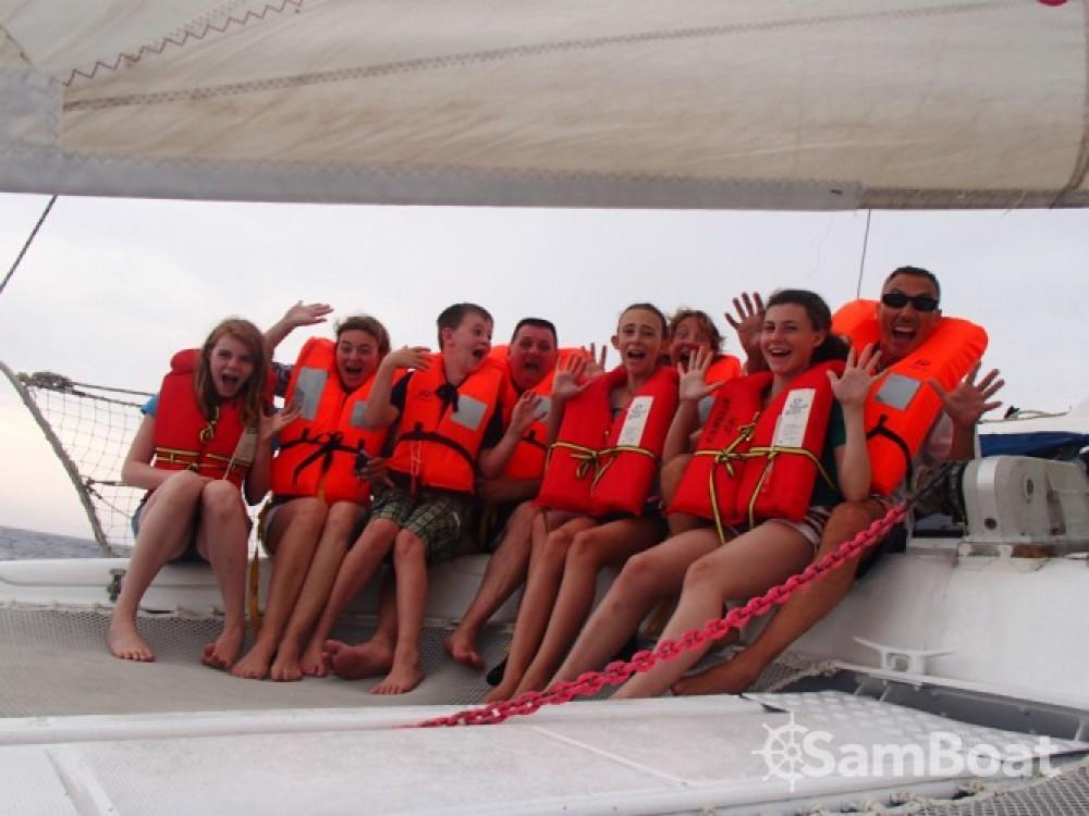 Location bateau Port Charles Ornano pas cher Passion 38 ''