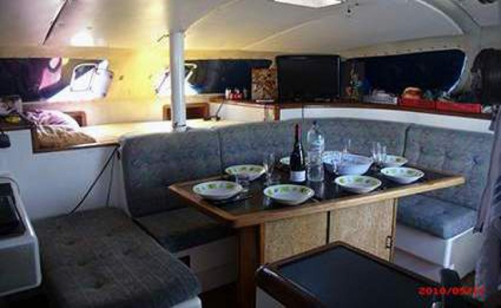 Location yacht à Port Charles Ornano - Quality-Marine Passion 38 '' sur SamBoat