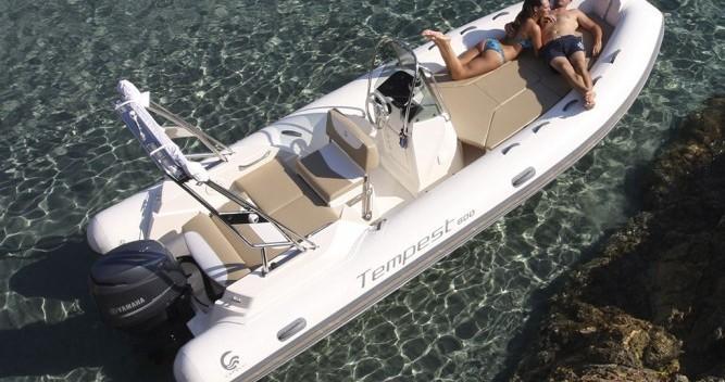 Location yacht à Porticcio - Capelli Tempest 600 sur SamBoat
