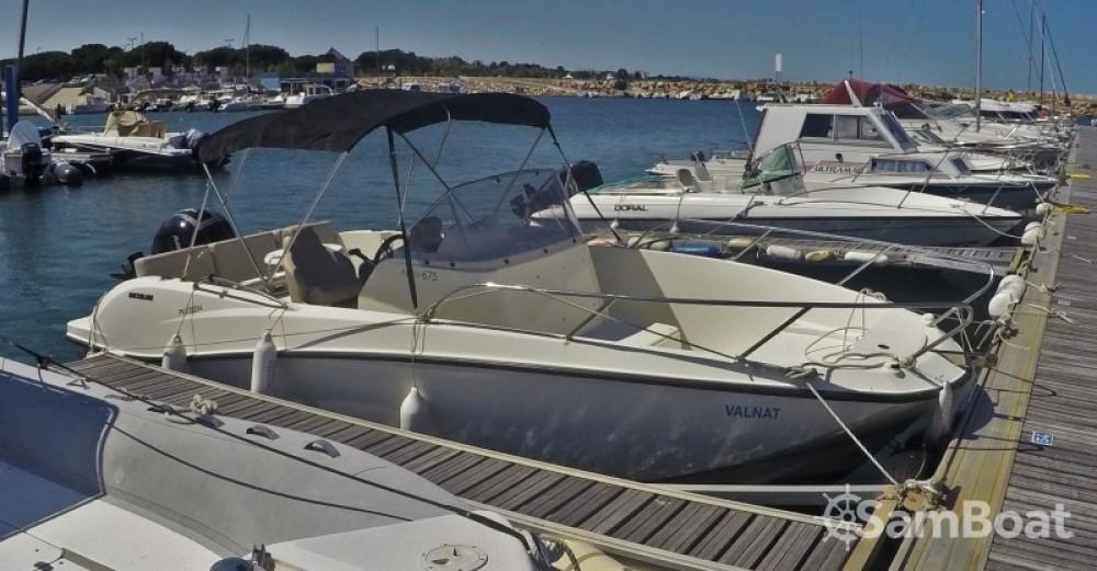 Jachthuur in Argelès-sur-Mer - Quicksilver Activ 675 Open via SamBoat