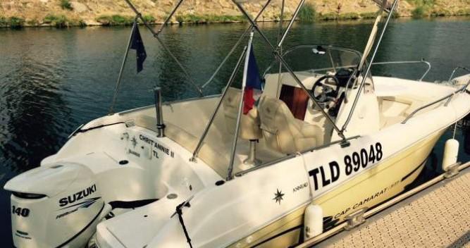 Location bateau Cannes pas cher Cap Camarat 635