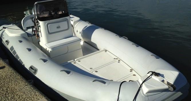 Location yacht à Ajaccio - Bsc BSC 53 sur SamBoat