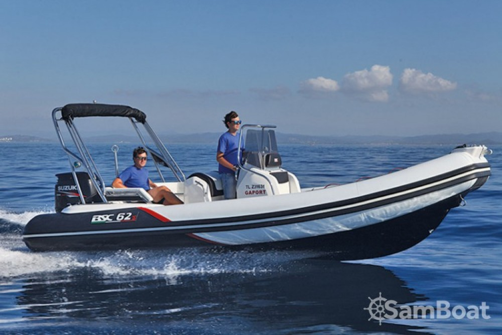 Yacht-Charter in Ajaccio - Bsc BSC 62 Sport auf SamBoat
