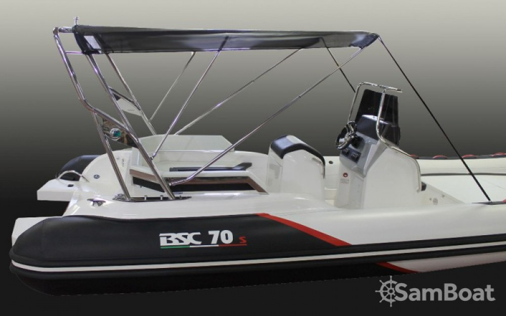Noleggio barche Ajaccio economico BSC 70 Sport
