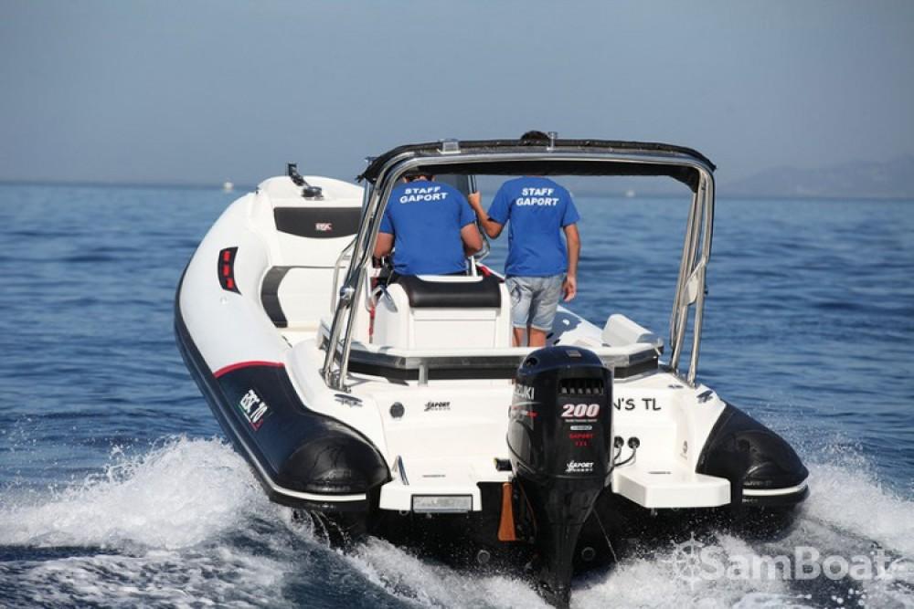 Noleggio Gommone con o senza skipper Bsc Ajaccio