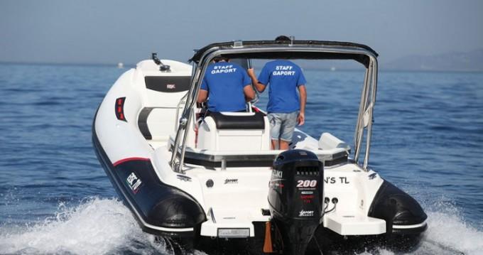 Location bateau Bsc BSC 70 Sport à Ajaccio sur Samboat