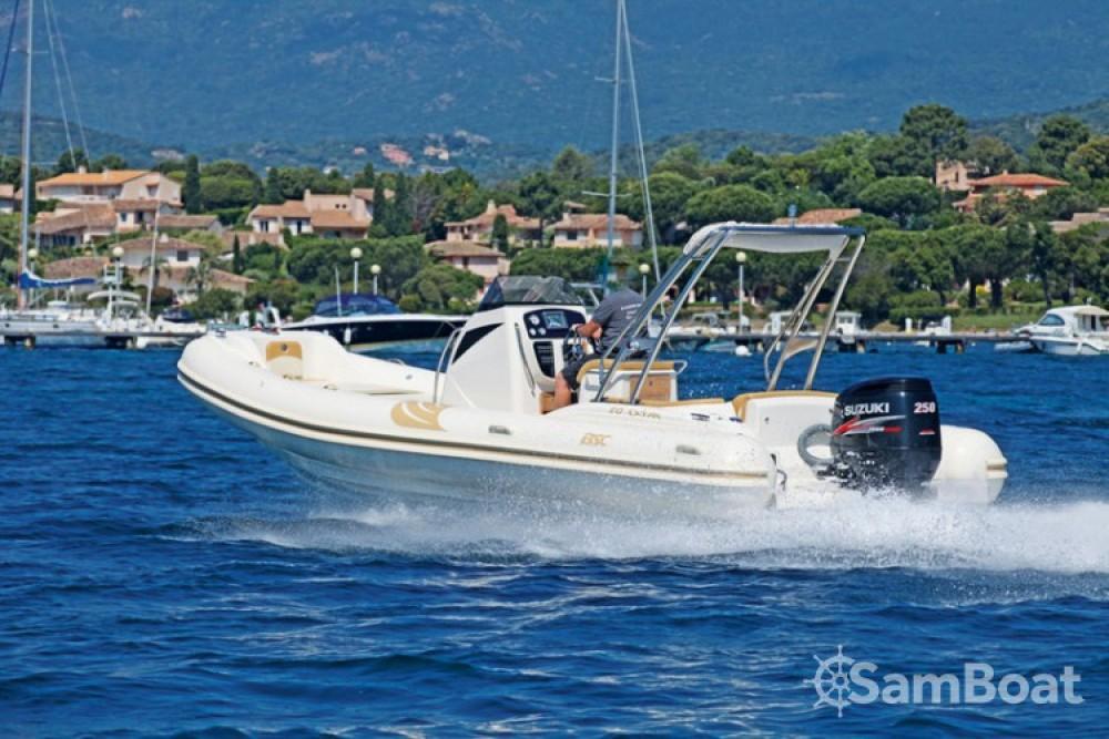 Bootsverleih Bsc BSC 80 Ocean Ajaccio Samboat