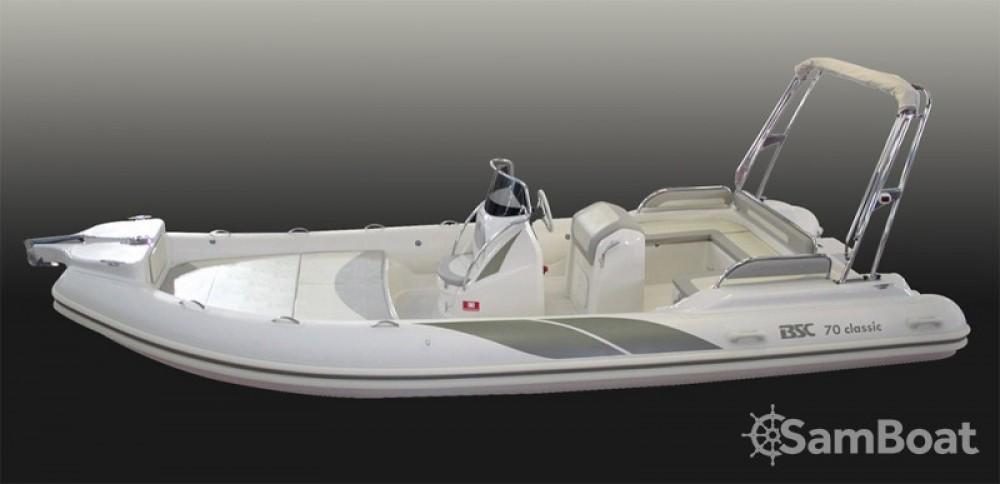 Verhuur Rubberboot in Ajaccio - Bsc BSC 70 Classic