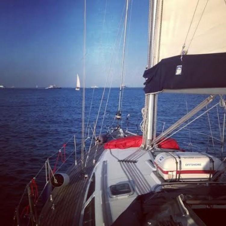 Location Voilier à Lisbonne - Jeanneau Sun Odyssey 40